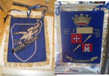 Drappo del 186° Reggimento Paracadutisti Folgore (Collezionismo Militaria)