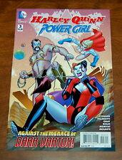 HARLEY QUINN  POWER GIRL  #3  DC COMICS  Amanda Conner, Jimmy Palmiotti NM/NM+