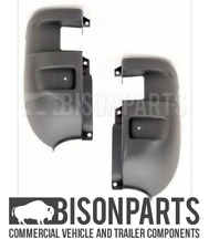 *IVECO DAILY (1999 - 2012) GREY REAR BUMPER CORNERS RH & LH IVE916 & IVE917