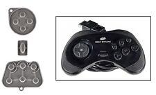 Sega Saturn Controller Repair Kit [Conductive Pads] Lot of 10