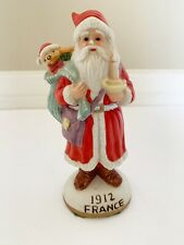 Holiday Treasures Santa Clause Collection, 1912 France