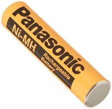 Lot de 2PANASONIC NiMH AAA Batterie rechargeable pour téléphones sans fil