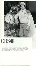 OSCAR THE GROUCH DICK SMOTHERS SESAME STREET CHRISTMAS ORIGINAL '78 CBS TV PHOTO