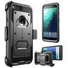 "Google Pixel XL Case 5.5"" i-Blason Armorbox Protective Cover w/ Screen Protector"