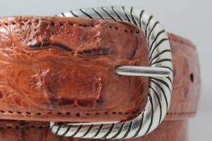Handmade Sterling Silver (.925) Belt Buckle Fits a 1.5 inch Belt