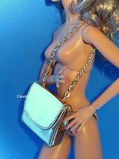 Fashion Royalty Jason Wu Golden HANDBAG / PURSE for Poppy Parker Barbie Nu.Face