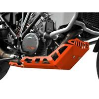 KTM 1290 1190 1050 Adventure BJ 2013-19 Motorschutz Aluminium orange