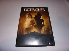 Blessed (DVD, 2004) Heather Graham, Andy Serkis / Horror