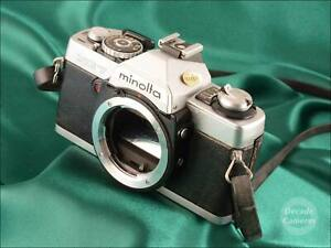 Minolta XG-7 35mm Film Camera Body - VGC - 647