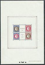 1937 FRANCIA FOGLIETTO PEXIP MNH ** - EDF001