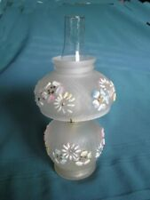 VINTAGE COSMOS SMALL OIL LAMP