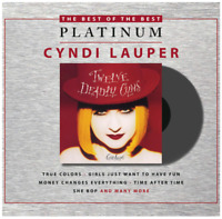 Cyndi Lauper - Twelve Deadly Cyns and Then Some (CD) • NEW • Greatest Hits