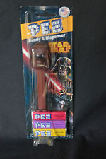 New Star Wars Chewbacca Pez Candy Dispenser Sealed