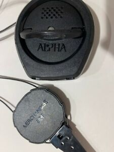 "(1) Alpha SP1310 Spider Wrap Anti-Theft Retail Security Tag 102"" NEW"