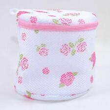 Zip Wash Bag Laundry Washing Net Mesh Lingerie Underwear Bra Clothes Socks New