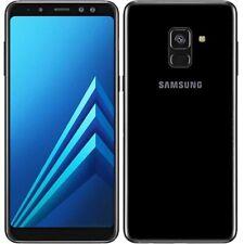 Samsung Galaxy A8 (2018) Black - 32GB - (Unlocked) *****UK Stock*****