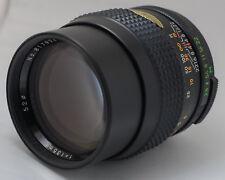 Helios 135MM F2.8 buen bokeh & Retrato M42 Lente de encaja Canon Nikon Pentax Sony MFT