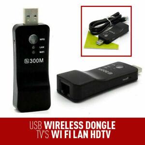 WLAN-Adapter WLAN-Dongle/Adapter RJ-45-Ethernet-Kabel Für Samsung Smart TV 3Q DE
