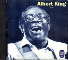 Albert King ‎– Live  CD 1995