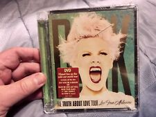 Pink- The Truth About Love, Live From Melbourne, BN Sealed DVD