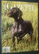 AKC Gazette Magazine German Shorthaired Pointer Cover April 2005 John Steinbeck
