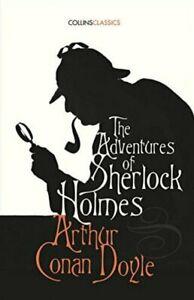 The Adventures of Sherlock Holmes(Collins Classics) Arthur Conan Doyle FREE POST