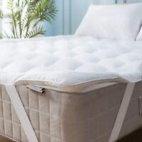 Niagara Sleep Solution Mattress Topper Twin 39x75 Quilted Down