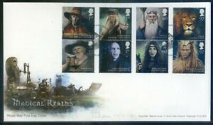 Great Britain 2011 Magical Realms first day cover special pmk. (2020/11/03#12)