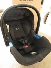 Silver Cross Simplicity car seat Infant carrier  Group 0+ Black SX412.BK