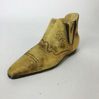 "Mid-Century Western Boot Bank 8"" X 4.5"""