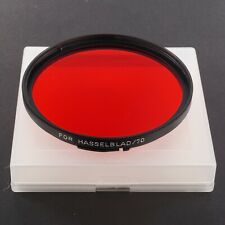 B+W B70 R Red for Hasselblad Distagon 50 CFi Planar F FE 110 f2 Sonnar 150 f2.8