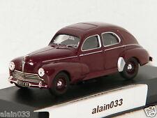 PEUGEOT 203 BERLINE 1950 Couleur Bordeaux SOLIDO 1/43 Ref S4300300