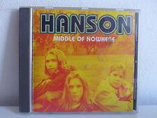 CD ALBUM HANSON Middle of nowhere 536887 2