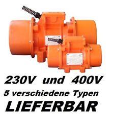 VM65 Vibrationsmotor 400V Industrie Betonrüttler Rüttelmotor Außenrüttler