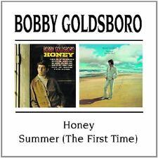 BOBBY GOLDSBORO - HONEY/SUMMER (THE FIRST TIME)  CD NEU