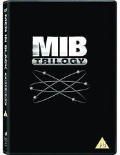 MEN IN BLACK TRILOGY 1 - 3 DVD Box Set + Downloadale UV Digital Movie Copy New