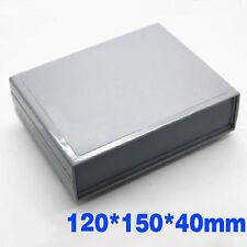 1X Electronic Plastic Project Box power control enclosure DIY -120*150*40MM NEW