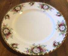 "Royal Albert Bone China Celebration Salad / Luncheon Plate 8"""