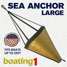 Sea Anchor Drogue Fits Boats Up To 25ft---Large