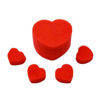 Sponge Magic Trick Heart Love Ball Magic Trick Cute Sponge Party Magic Trick