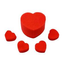 Sponge Magic Tool Heart Love Ball Magic Trick Cute Sponge Party Magic Trick GE