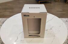 Sonos Move Wireless Portable Speaker - White (MOVE1US1)
