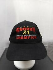 Jeff Gordon 2001 Winston Cup Series Champion Hat Competitive View NASCAR