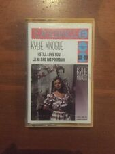 Kylie Minogue Music Cassettes