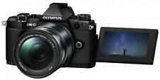 """Olympus OM-D E-M5 Mark II 14-150mm 16.1mp 3"""" Digital Camera New Agsbeagle"""