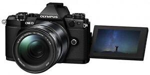 "Olympus OM-D E-M5 Mark II EM5II 14-150mm 16.1mp 3"" Digital Camera New Agsbeagle"
