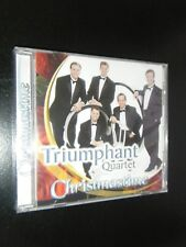 The Triumphant Quartet Christmastime CD Christian Gospel Holiday Music Brand New