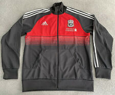LIVERPOOL FC ADIDAS LFC ANTHEM JACKET MENS LARGE BNWT