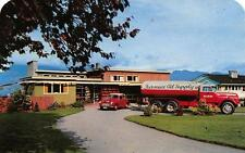 Photo. 1956-8. Vancouver, B. C Canada. Furnace Oil Supply Co