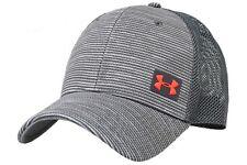 NEW UNDER ARMOUR Heat Gear Blitz Trucker Mesh Snapback Hat Cap 1283154